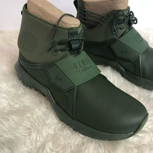 NWB FENTY by Rihanna Hi-Top Trainer Sneakers